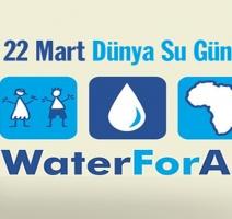 22 Mart Dünya Su Günü