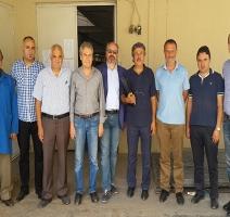 Tesider Başkanımızın İzmir Meslek Okulları Ziyareti